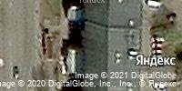 Фотография со спутника Яндекса, улица Жанайдара Жирентаева, дом 14/4 в Астане