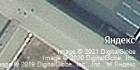 Фотография со спутника Яндекса, проспект Мира, дом 11 в Омске
