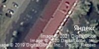 Фотография со спутника Яндекса, проспект Мира, дом 28А в Омске