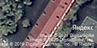 Фотография со спутника Яндекса, проспект Мира, дом 26Б в Омске