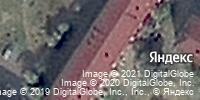 Фотография со спутника Яндекса, проспект Мира, дом 24 в Омске