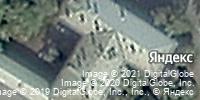 Фотография со спутника Яндекса, проспект Мира, дом 3 в Омске