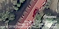 Фотография со спутника Яндекса, проспект Мира, дом 6А в Омске