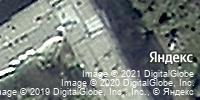 Фотография со спутника Яндекса, улица Конева, дом 32/2 в Омске