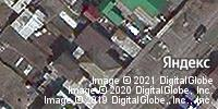 Фотография со спутника Яндекса, улица Седова, дом 9 в Омске