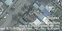 Фотография со спутника Яндекса, улица Седова, дом 8 в Омске