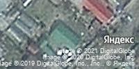 Фотография со спутника Яндекса, улица Седова, дом 11 в Омске