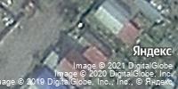 Фотография со спутника Яндекса, улица Седова, дом 18 в Омске
