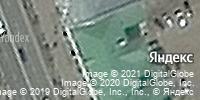 Фотография со спутника Яндекса, улица Ленина, дом 17 в Омске