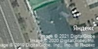 Фотография со спутника Яндекса, улица Ленина, дом 19 в Омске