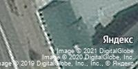 Фотография со спутника Яндекса, улица Ленина, дом 21 в Омске