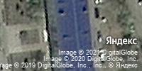 Фотография со спутника Яндекса, улица Ленина, дом 33 в Омске