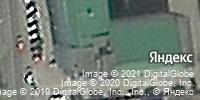 Фотография со спутника Яндекса, улица Пушкина, дом 67 в Омске