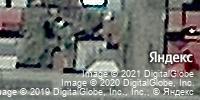 Фотография со спутника Яндекса, 9-я Амурская улица, дом 1 в Омске