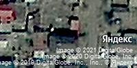 Фотография со спутника Яндекса, 9-я Амурская улица, дом 11 в Омске