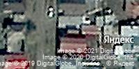 Фотография со спутника Яндекса, 9-я Амурская улица, дом 10 в Омске
