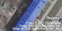 Фотография со спутника Яндекса, 21-я Амурская улица, дом 1 в Омске