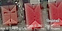 Фотография со спутника Яндекса, улица 20 лет РККА, дом 21/4 в Омске