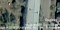 Фотография со спутника Яндекса, 2-я улица Челюскинцев, дом 11 в Омске