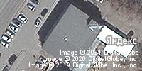 Фотография со спутника Яндекса, 21-я Амурская улица, дом 6Г в Омске