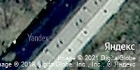 Фотография со спутника Яндекса, 21-я Амурская улица, дом 14А в Омске