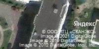 Фотография со спутника Яндекса, Геологическая улица, дом 18/1 в Сургуте