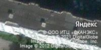 Фотография со спутника Яндекса, Пролетарский проспект, дом 30 в Сургуте