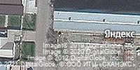 Фотография со спутника Яндекса, улица К. Юдахина, дом 62 в Бишкеке