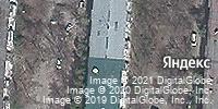 Фотография со спутника Яндекса, 8-й микрорайон, дом 30Б в Бишкеке
