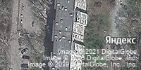 Фотография со спутника Яндекса, 8-й микрорайон, дом 45 в Бишкеке