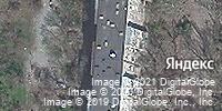 Фотография со спутника Яндекса, 8-й микрорайон, дом 46 в Бишкеке
