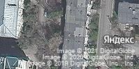 Фотография со спутника Яндекса, 8-й микрорайон, дом 11 в Бишкеке