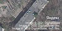 Фотография со спутника Яндекса, 8-й микрорайон, дом 35 в Бишкеке