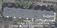 Фотография со спутника Яндекса, 8-й микрорайон, дом 3 в Бишкеке