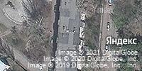 Фотография со спутника Яндекса, 8-й микрорайон, дом 42 в Бишкеке