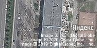 Фотография со спутника Яндекса, 7-й микрорайон, дом 34 в Бишкеке