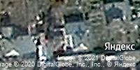 Фотография со спутника Яндекса, Строительная улица, дом 3 в Новосибирске