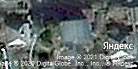Фотография со спутника Яндекса, Строительная улица, дом 4 в Новосибирске