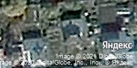 Фотография со спутника Яндекса, Строительная улица, дом 5 в Новосибирске