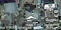 Фотография со спутника Яндекса, Строительная улица, дом 6 в Новосибирске