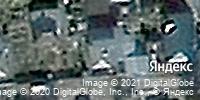 Фотография со спутника Яндекса, Строительная улица, дом 7 в Новосибирске