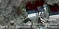 Фотография со спутника Яндекса, Декадная улица, дом 5 в Новосибирске