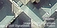 Фотография со спутника Яндекса, улица Ватутина, дом 63 в Новосибирске