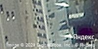 Фотография со спутника Яндекса, Красный проспект, дом 34 в Новосибирске