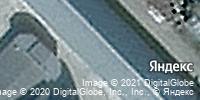 Фотография со спутника Яндекса, улица Ватутина, дом 99Е в Новосибирске