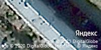 Фотография со спутника Яндекса, Обогатительная улица, дом 4 в Новосибирске