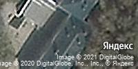 Фотография со спутника Яндекса, улица Пирогова, дом 16 в Новосибирске