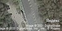 Фотография со спутника Яндекса, улица Пирогова, дом 18А в Новосибирске
