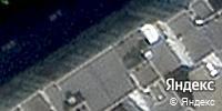 Фотография со спутника Яндекса, улица Папанинцев, дом 97/89 в Барнауле