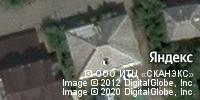 Фотография со спутника Яндекса, переулок Войкова, дом 1 в Томске